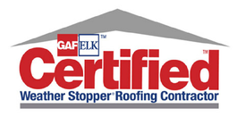 GAF/ELK Certified Fort Worth TX Roofing Contractor